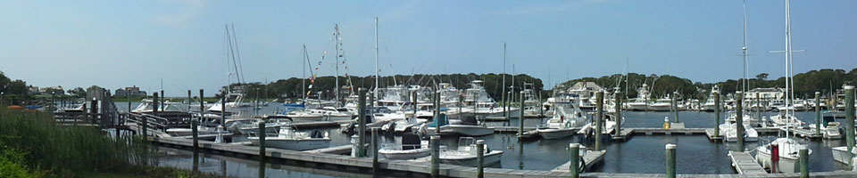 Allen Harbor Yacht Club, Harwich Port, MA